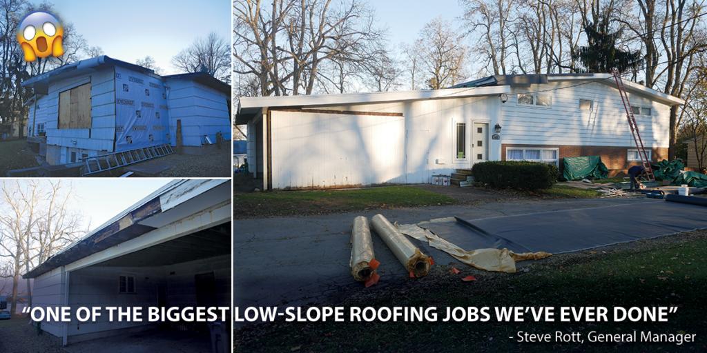 Roof Floor repair and installation